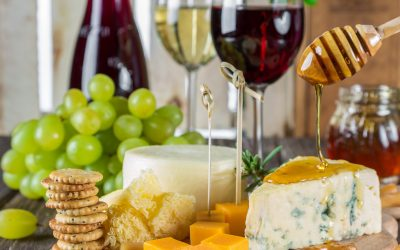 Basic Wine and Cheese Pairings You Need to Know